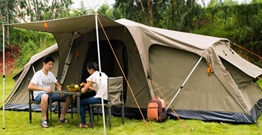 Outdoor camping: small knowledge of building tents, as well as common problems and solutions