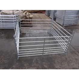 Galvanized Customized Sheep Panels, Sheep Stalls