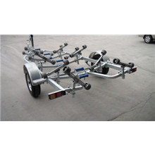 Hot Dip Galvanized boat trailer