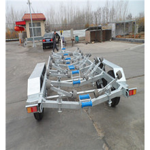 19ft high quality steel boat trailer