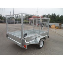 8 x5 used box trailer