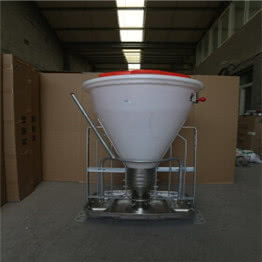 Dry & Wet Feeders