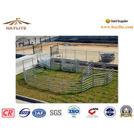 Galvanized Portable Cattle Yard Panel (Direct Factory)