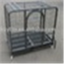Chain Link/Weld Mesh Dog Kennel