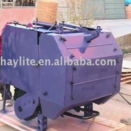 round baler machine for grass