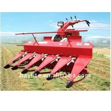 Self-moving Rice Combine Swather