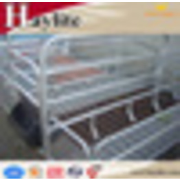 stall farrowing crate with pig plastic crate flooring