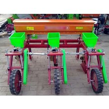 3 row corn seeder
