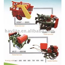 Harvester Machine