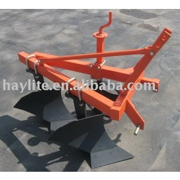 double furrow plough
