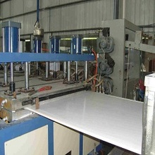 UPVC Window Sills Profile Production Line