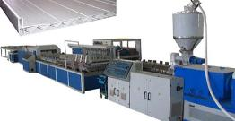 Wide application of PVC sheet production line in our lives