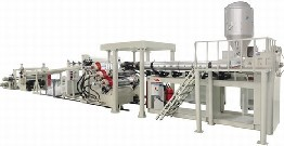 PE sheet production line products will have more uses in the future