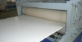 PVC crust foam sheet equipment production line introduction