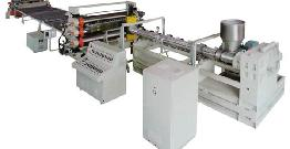 Technical innovation and structural characteristics of plastic sheet production line