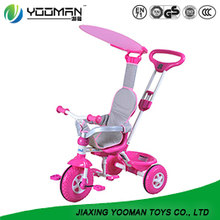 YAA2657 tricycle with handle