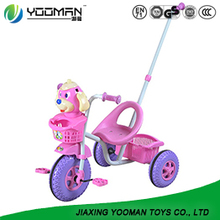 YAA6252 tricycle with handle