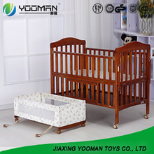 YAT2513 crib that turns into toddler bed