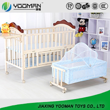 YAT3049 crib that turns into toddler bed