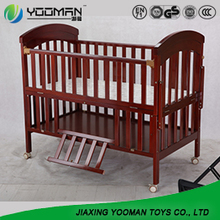 YAT8414 crib that turns into toddler bed
