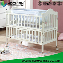 YAU1874 crib that turns into toddler bed