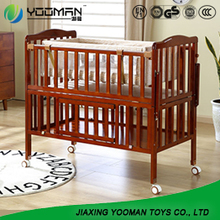 YAU6772 crib that turns into toddler bed