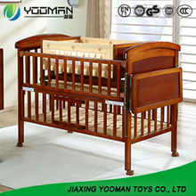 YAU6966 crib that turns into toddler bed