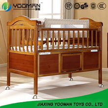 YAU6986 crib that turns into toddler bed