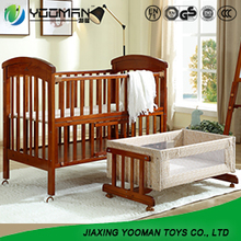 YAU9346 crib that turns into toddler bed