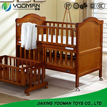 YAU6938 crib that turns into toddler bed