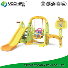 YAW1942 childrens slide swing and slide set