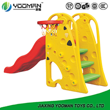 YAW7381 childrens slide swing and slide set