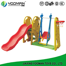 YAW8174 childrens slide swing and slide set