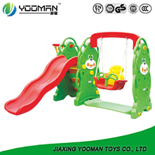 YAW8607 childrens slide swing and slide set