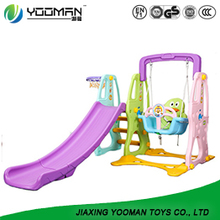 YBI5161 childrens slide swing and slide set