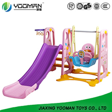 YBI5501 childrens slide swing and slide set