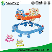 2019 Hot Popular Cartoon  Baby Walker Stroller  With Toys