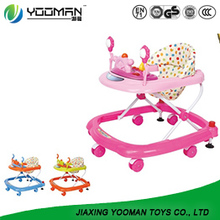New 8 Wheels Baby Walker