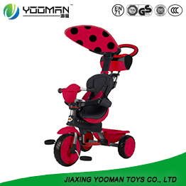 The Popular Kids Tricycle Bike With Adult Handle