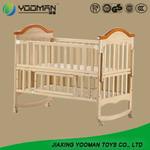 Baby Wooden Changing Table Infant Toddler Bed