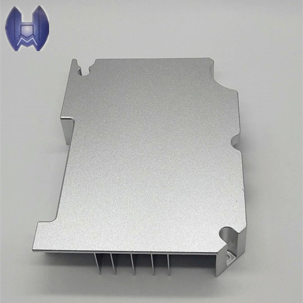 aluminium machined parts