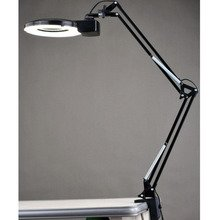 F21-61 color change magnifier led dimmable lamp