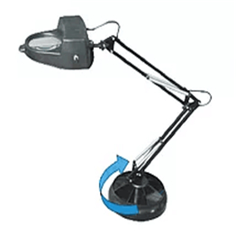magnifier  lamp 11201 magnifier led lamp magnifying light stand