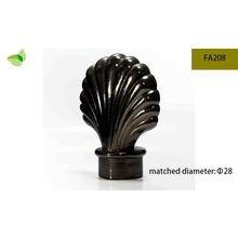 FA208,aluminium alloy finials