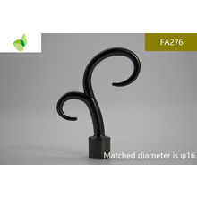 FA276,aluminium alloy finials