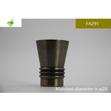 FA291,aluminium alloy finials