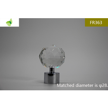 FR363,crystal finials