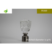 FR369,crystal finials