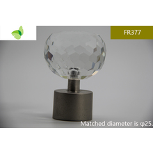 FR377,crystal finials