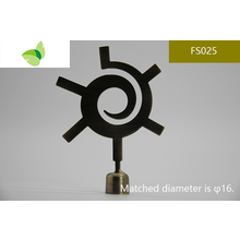 FS025,iron finials